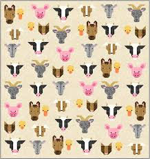 Sew Fresh Quilts: Let's Bee Social #143 & Farm Friends 83