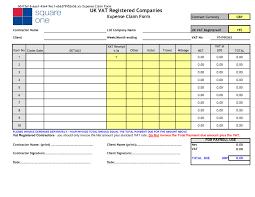 Mileage Reimbursement Template New Great Expense Reimbursement Form ...