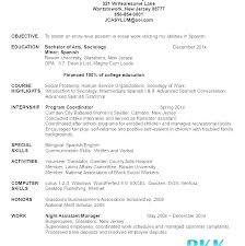 Resume Templates Recent College Graduate New Graduate Resume Template