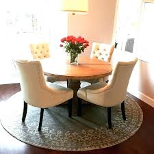 dining room rug ideas round dining table rug ideas for choose types of decorations dining room