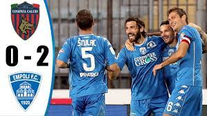 Cosenza vs Empoli 0-2 All Goals & Highlights 04/01/2021 HD - YouTube