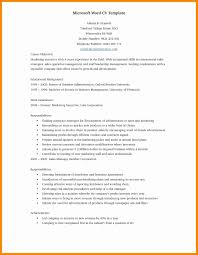 Resume Template Microsoft Word Free Best Resume Template In Microsoft Word New Free Printable Resume 44