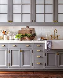 Kitchens With Grey Cabinets Simple 48 Gorgeous Gray And White Kitchens Maison De Pax