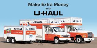 U Haul Customer Service How To Make Extra Money By Renting U Haul Trucks And Trailers