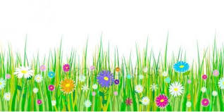grass and flowers border. Unique Flowers Spring Grass And Flowers Borders Seamless Pattern Easter Decoration With  Spring Meadow Intended Grass And Flowers Border R