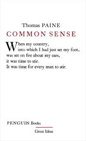 common sense by thomas paine 161744