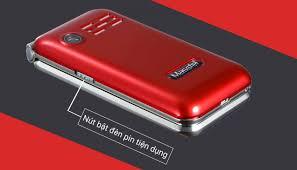 Điện Thoại nắp gấp Masstel Fami M20 2 sim 2 sóng khung viền kim loại thiết  kế siêu đẹp Mới nguyên seal - Hàng Chính Hãng [ĐƯỢC KIỂM HÀNG] 40993559 -  40993559