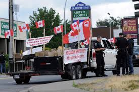 Elderly man dies after falling out of pickup truck following Canada ...