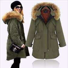plus size parka 5xl 2in1 removable women plus size winter coat thick parkas raccoon