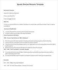 Sample Sports Resume Sports Researcher Sample Resume Elnours Com