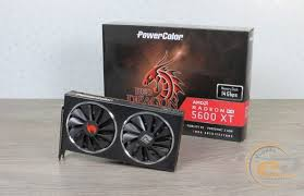 Обзор <b>видеокарты PowerColor</b> Red Dragon <b>Radeon RX</b> 5600 XT ...