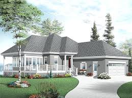 waterfront house plans walkout basement traditional style house plans square foot home 1 story 2 bedroom