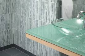 Glass Tile Bathrooms Gallery Interstyle