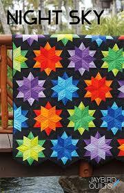 Night Sky Quilt Pattern & Night Sky Quilt Pattern - Jaybird Quilts Adamdwight.com