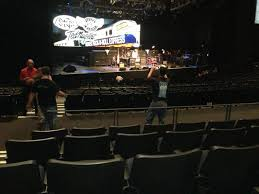 The Theatre At Grand Prairie Section 205