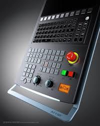 Machine Control Panel Design