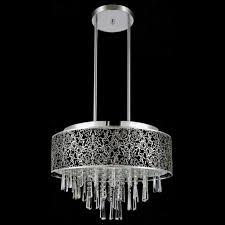 full size of living captivating black modern chandelier 22 0001828 20 drago crystal round laser cut