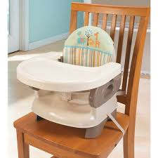 deluxe comfort folding booster seat from summer infant