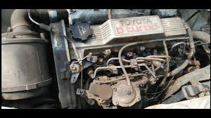 Maruti esteem fitted with toyota D Turbo Engine - YouTube