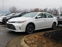 2018 New Toyota Avalon XLE at Toyota of Fayetteville Serving NWA ...