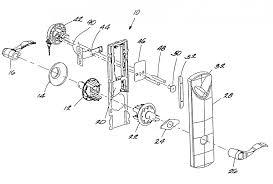plant parts diagram door handle parts diagram door handle parts front replacement