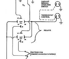 electric fans and relays Wiring Diagram Of Electric Fan p34215_image_large 7 11 wiring diagram for electric fan 12 volt