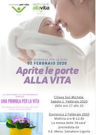 Giornata per la vita: l'iniziativa della diocesi di Potenza ...