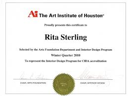 council of interior design accreditation. *The Council For Interior Design Accreditation (CIDA) Is An Independent, Non-profit Accrediting Organization Education Programs At Of