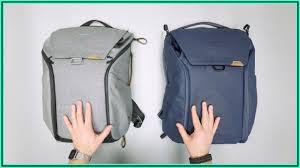 Peak Design Vs Peak Design Everyday Backpack 30l V1 V2 Comparison Updates Differences