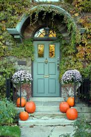 112 best Front Door Style: Fall/Thanksgiving images on Pinterest ...