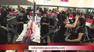 segment for ruby make up academy