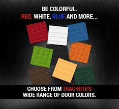 Valley Rolling Color Chart High Quality Durable Worry Free Steel Roll Up Doors Trac