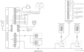 fire alarm addressable system wiring diagram kwikpik me Control Riser Diagram at Wiring Fire Alarm Riser Diagram