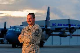145th Airlift Wing Commander presents CMSgt Andy Huneycutt Mishap-Free  Flying Hour Milestone Award > NC Air National Guard > Features