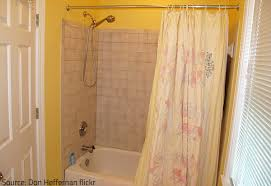 it is not easy to get rid of mold in the bathroom