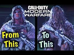 How to PERSONALIZE your OPERATOR in Modern Warfare ...