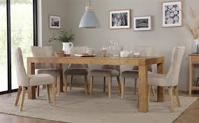 cambridge oak extending dining table with 4 bewley oatmeal chairs only 599 99