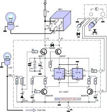 rear fog lamp for vintage cars circuit diagram rear fog lamp for vintage cars circuit schematic