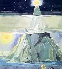 tolkien s art and politics is middle earth real the artifice halls of manwe jrr tolkien watercolour