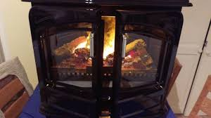 dimplex optimyst grand noir electric stove fire heater heating