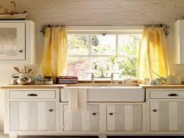 kitchen window curtain ideas for office