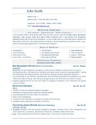 Wonderful Inspiration Microsoft Office Resume Template Examples
