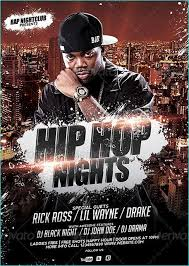 flyer rap free 24 best hip hop flyer template images on pinterest free hip hop