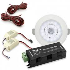 inch bluetooth ceiling and wall speaker kit