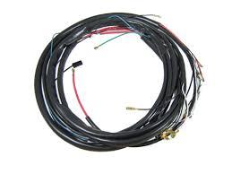 wm 111 65 66 vw main wiring loom beetle 1965 1966 vw main wiring loom beetle 1965 1966