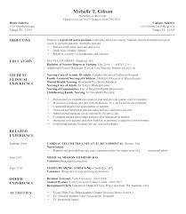 Nurse Resume Template Modern Rn Resume Template New Grad New Graduate Nursing Resume 58