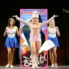 best legally blonde images legally blonde  legally blonde broadway show the national tour of legally blonde the musical