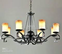 black iron chandelier lovable dining room with regard to wrought chandeliers design 12