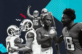 The Nfls Wide Receiver Corps Power Rankings In 2019 By