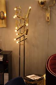 brass table lampantique brass pineapple cloche table lamp bhs